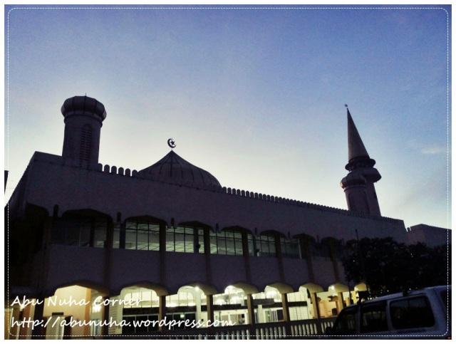 Masjid Pekan Papar (1)