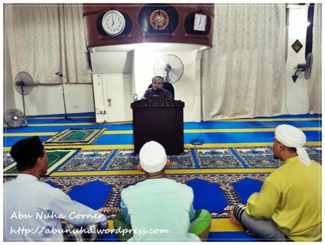 Masjid Pekan Papar (4)