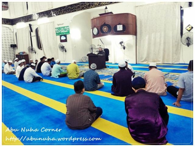 Masjid Pekan Papar (5)