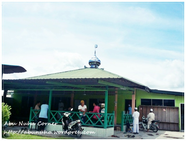 Masjid Taman Kuala Menggatal