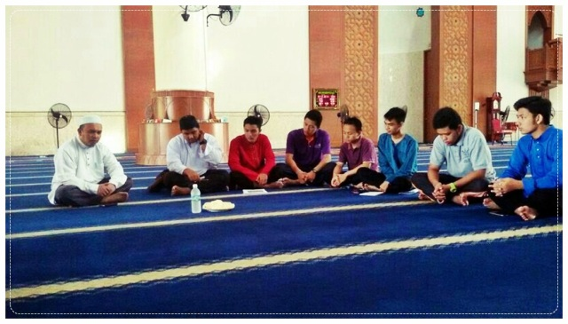 Masjid UMS (1)