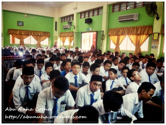 Ceramah @ SMK Tansau (1)