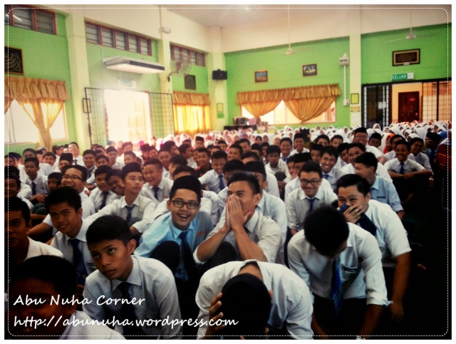 Ceramah @ SMK Tansau (2)