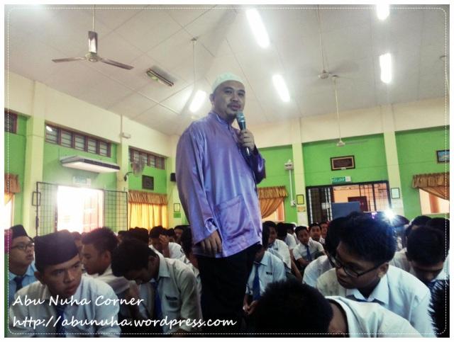 Ceramah @ SMK Tansau (4)