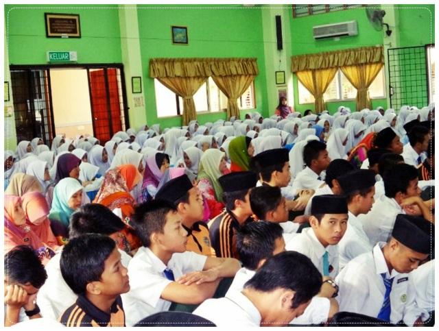 Ceramah @ SMK Tansau (5)
