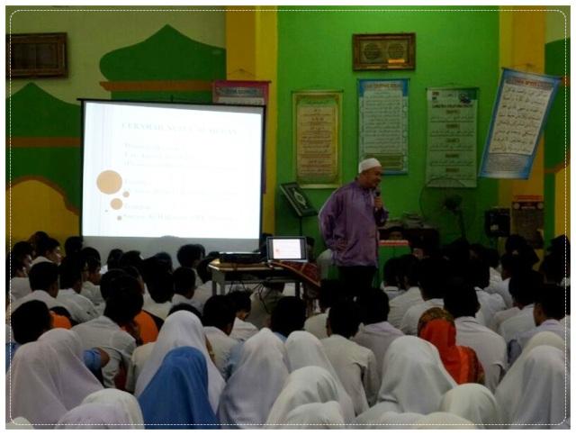 Ceramah @ SMK Tansau (9)