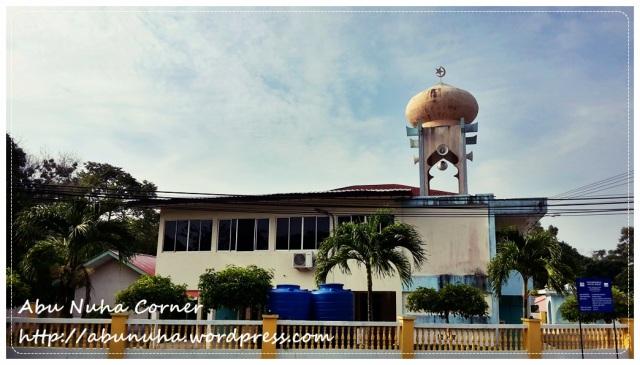 Masjid Kg Lubok Temiang