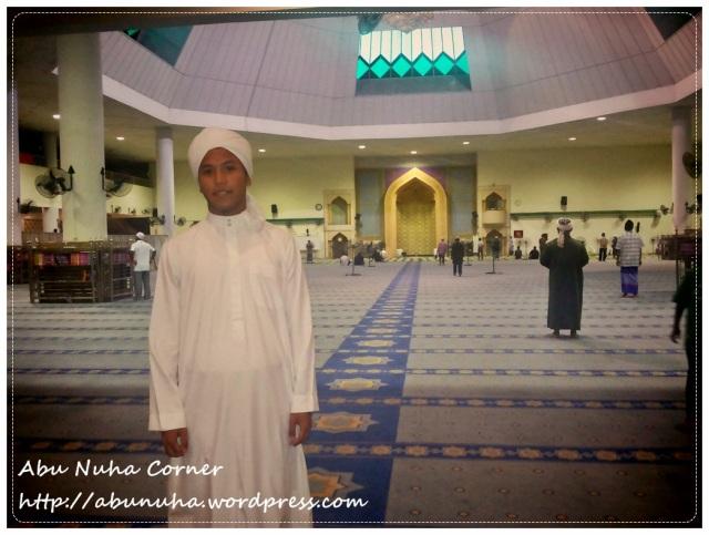 Ceramah @ Masjid al-Kauthar (1)