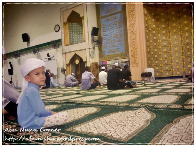 Ceramah @ Masjid al-Kauthar (2)