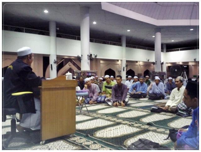 Ceramah @ Masjid al-Kauthar (4)