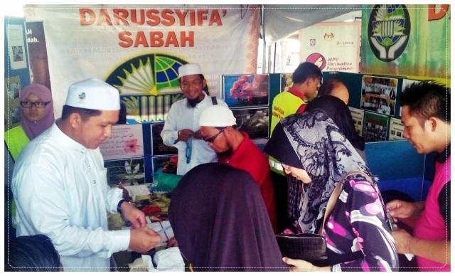 Darussyifa' Sabah@ Karnival Hijrah (12)