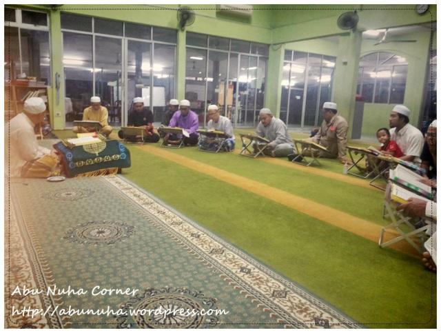kuliah Quran @ Austral (1)