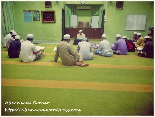 kuliah Quran @ Austral (2)