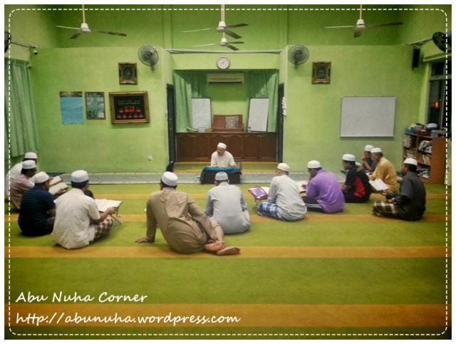 kuliah Quran @ Austral (3)