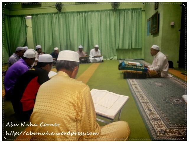 kuliah Quran @ Austral (4)