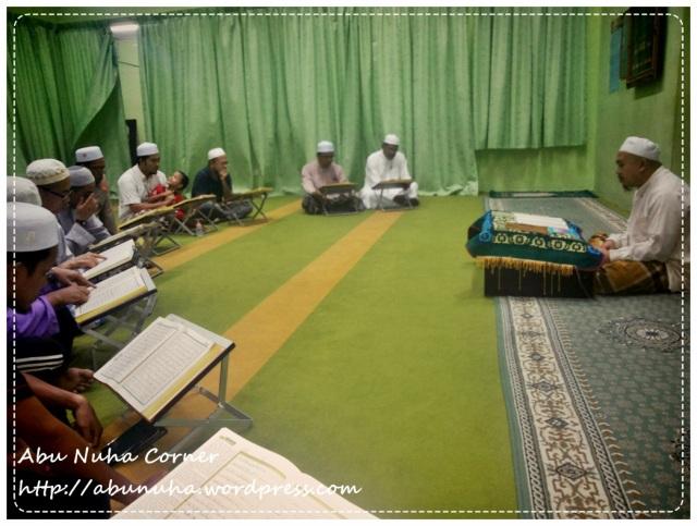 kuliah Quran @ Austral (5)