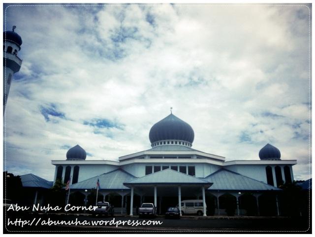 Masjid Daerah Lahad Datu (1)