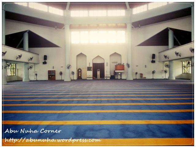 Masjid Daerah Lahad Datu (2)