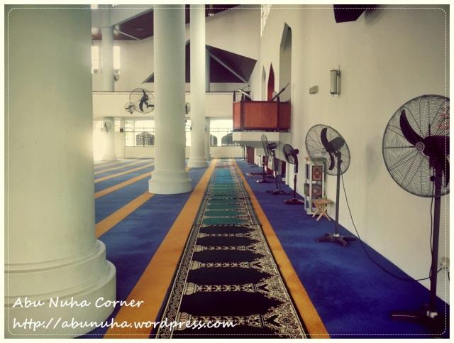 Masjid Daerah Lahad Datu (3)