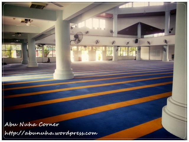Masjid Daerah Lahad Datu (4)