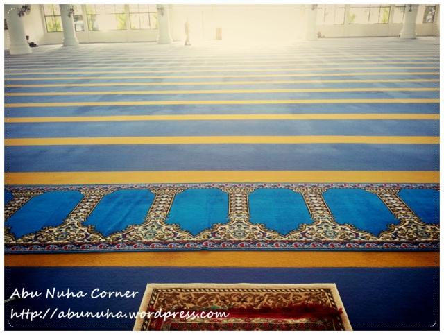 Masjid Daerah Lahad Datu (5)