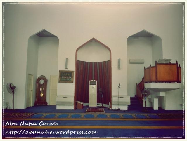 Masjid Daerah Lahad Datu (6)