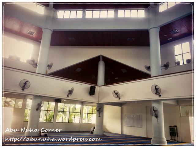 Masjid Daerah Lahad Datu (7)