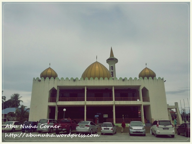 Masjid Pekan Kunak (1)