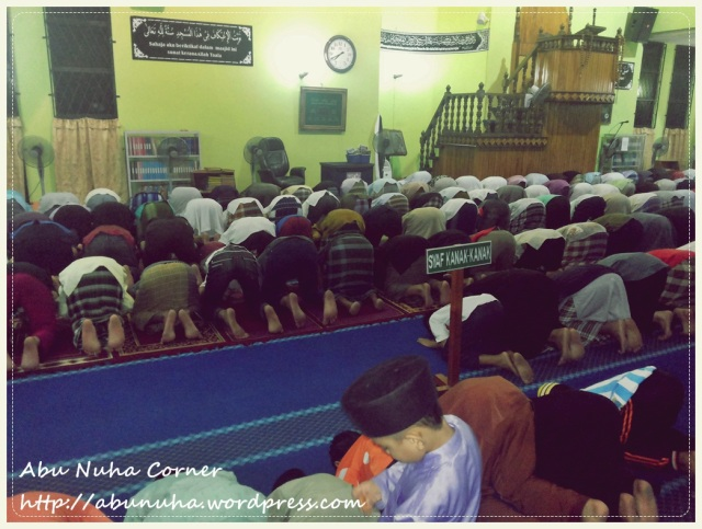 Masjid Pekan Kunak (2)