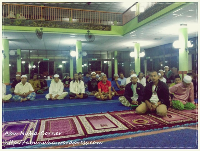 Masjid Pekan Kunak (3)
