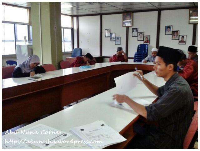 Temuduga MTQQNS @ Sandakan (1)