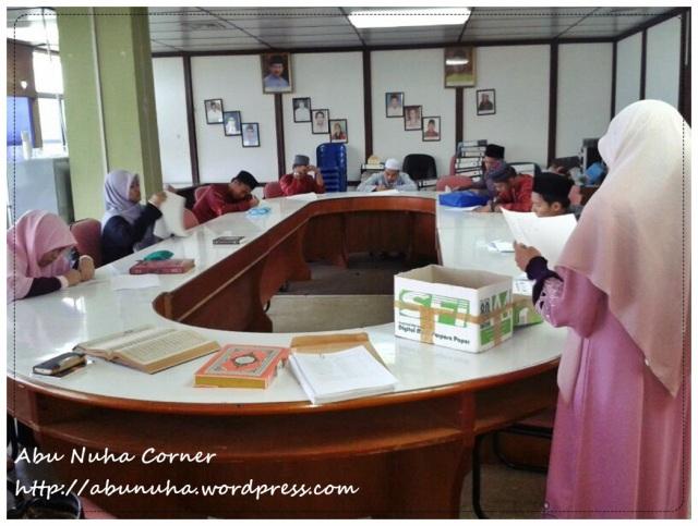 Temuduga MTQQNS @ Sandakan (2)