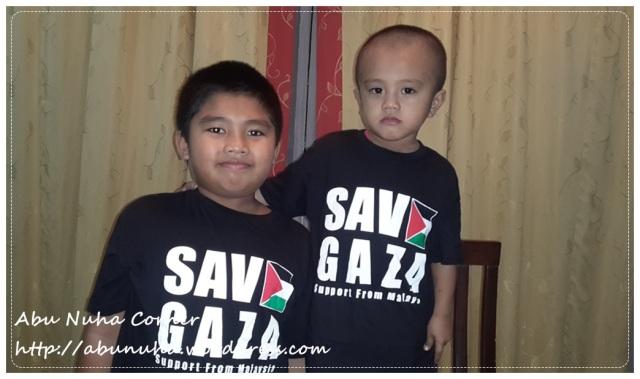 Baju Gaza (7)