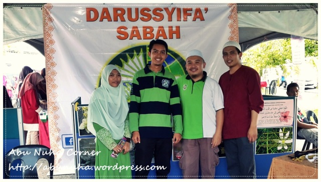 Darussyifa' Sabah @ Karnival Hijrah MBR (4)