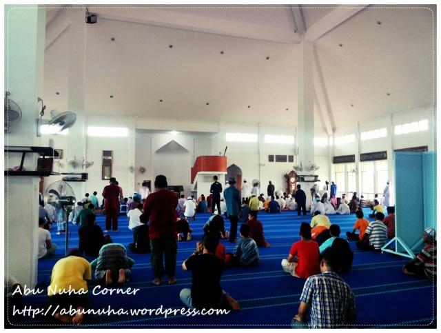 Masjid Daerah Kinabatangan