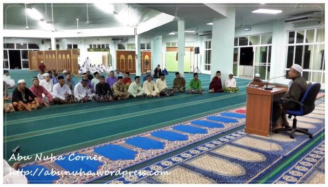 Masjid Pekan Bongawan (1)