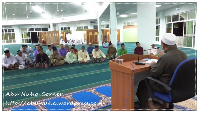 Masjid Pekan Bongawan (2)