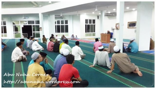 Masjid Pekan Bongawan (3)