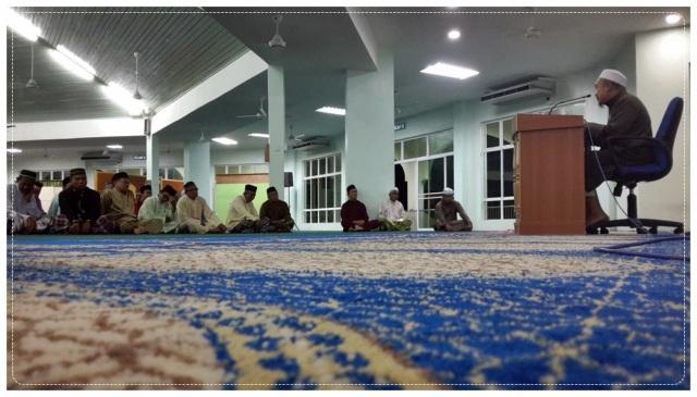 Masjid Pekan Bongawan (4)