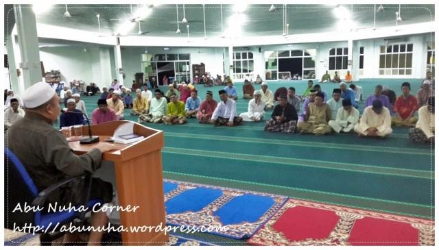 Masjid Pekan Bongawan (5)