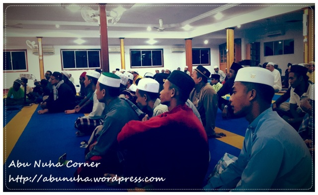 Forum Gaza @ Kg Contoh (4)