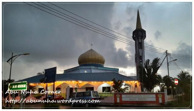 Masjid Pekan Weston (1)