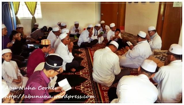 Majlis Zikir DS Sabah Ogos14 (1)