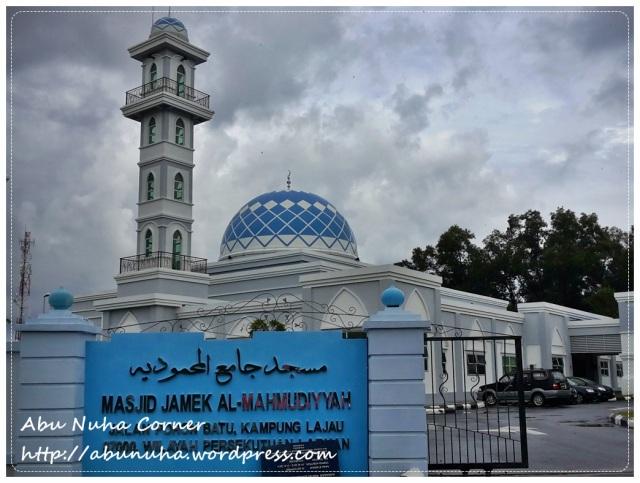 Masjid Mahmudiah (1)