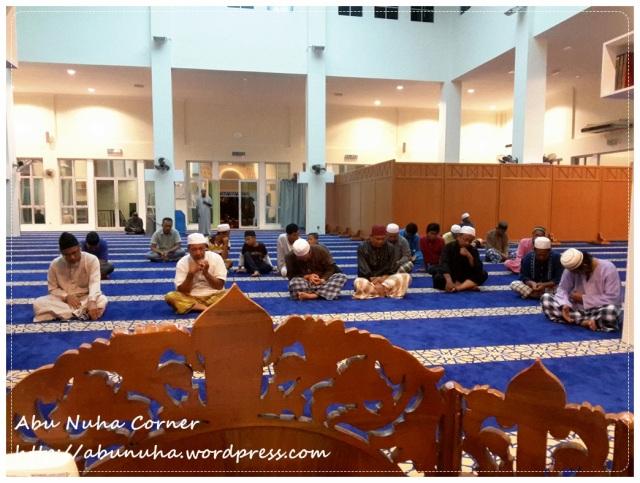 Masjid Mahmudiah (3)