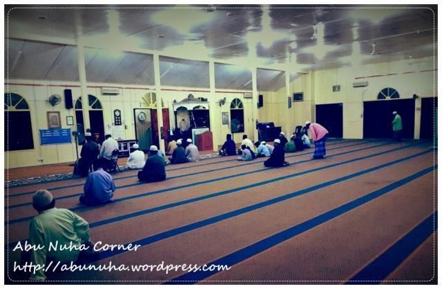 Masjid Pekan Menumbok (1)