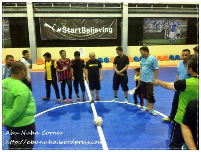 Futsal Akhir Tahun 2014 (1)
