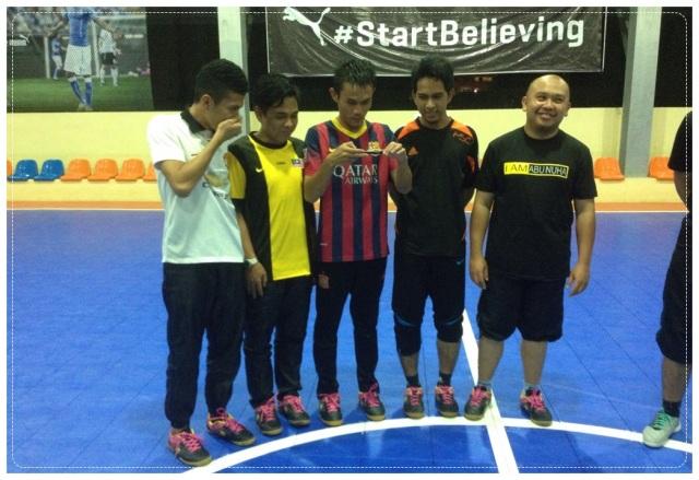 Futsal Akhir Tahun 2014 (2)