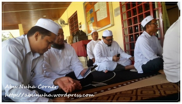 Majlis Zikir Darussyifa' Sabah Jan15 (1)