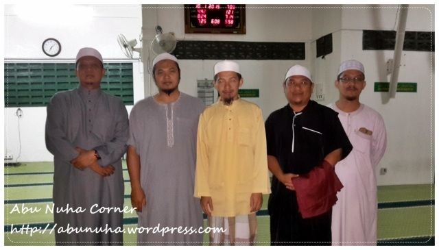 Masjid Tok Guru (9)